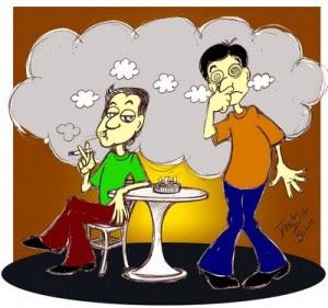 Como deixará de fumar rapidamente efetivamente